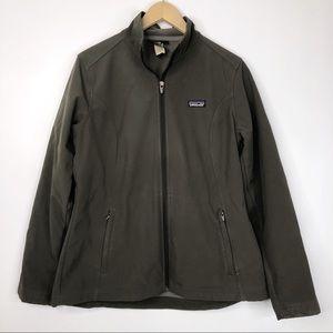 Patagonia Windproof Leeway Jacket, Army Green